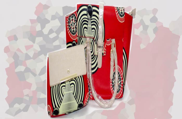 Chitenge handbags - 3