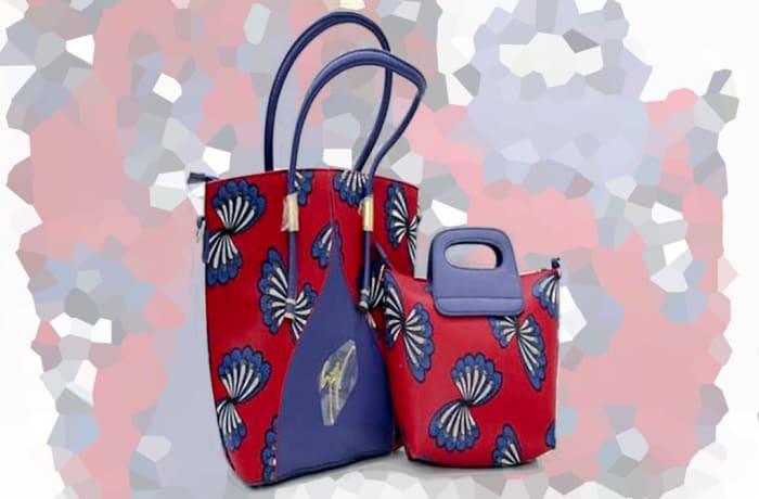 Chitenge handbags - 2