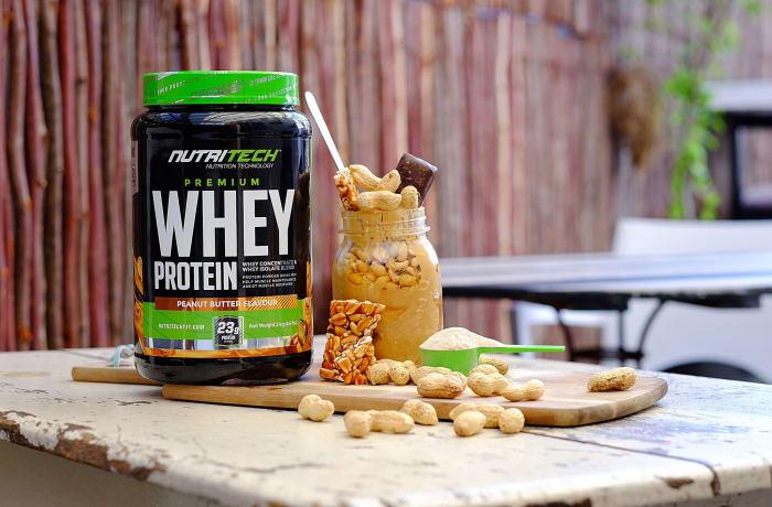 Nutritech Gym Supplements - 0