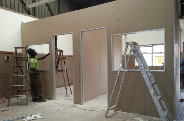 Drywall partitioning systems - 1