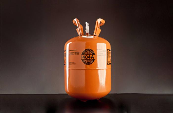 Refrigerant gas - 0