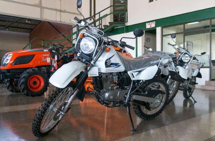 Motor bike sales - 2