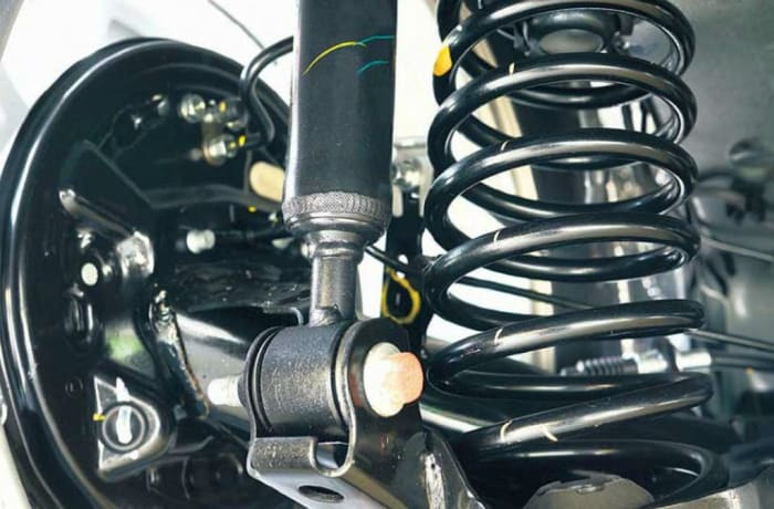 Shock absorber repair and servicing - 3