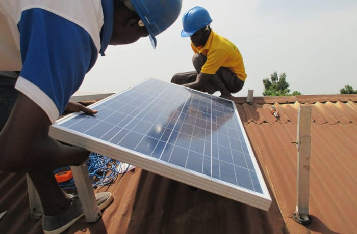 Solar energy consultants - 1