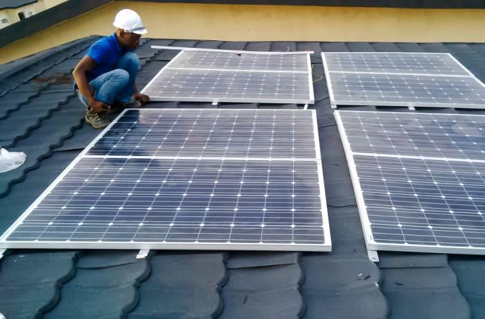 Solar project financing - 0