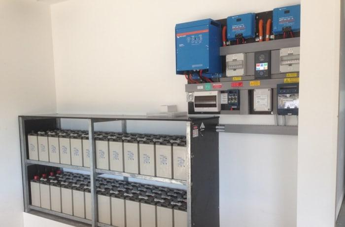 Solar project financing - 2