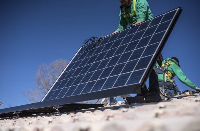 Solar project financing - 3