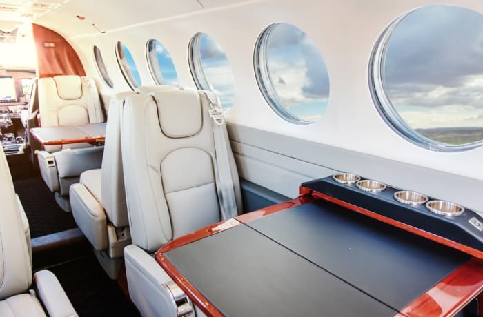 Air charters - 2