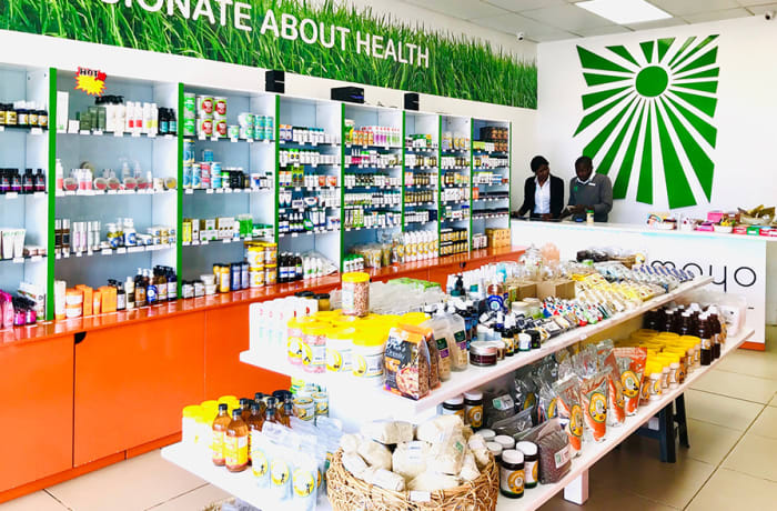 Health shops - 0