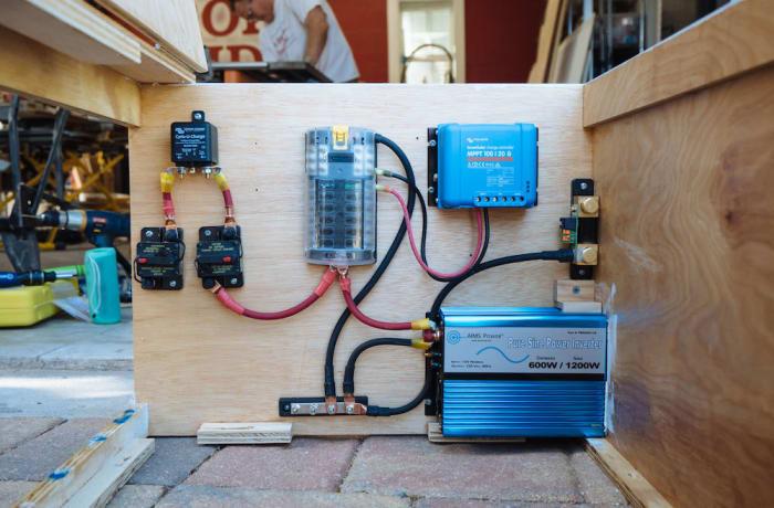 Solar backup - 1