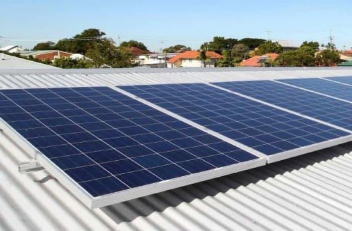 Solar backup - 0