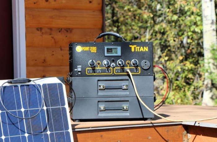 Solar backup - 3