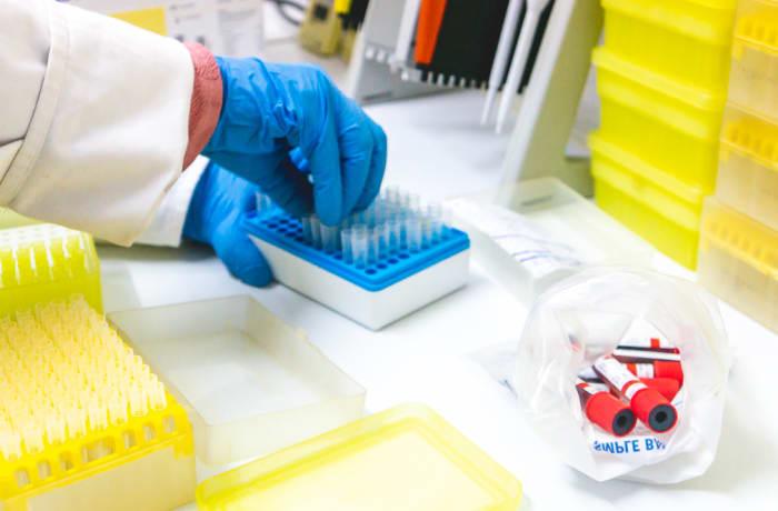 Animal diagnostic testing - 1