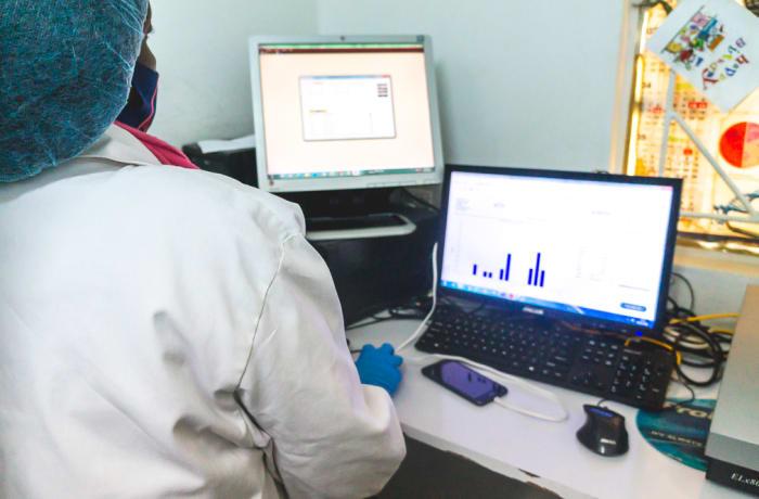 Animal diagnostic testing - 2