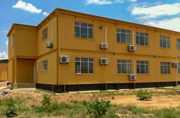 Residential property construction - 2
