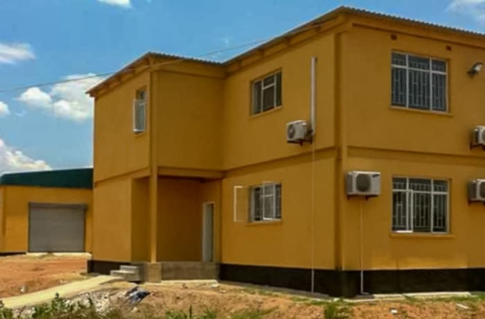 Residential property construction - 1