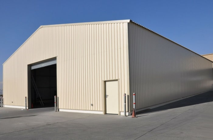 Storage and warehousing - 1