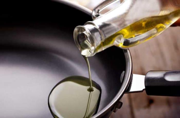 Edible oils - 0