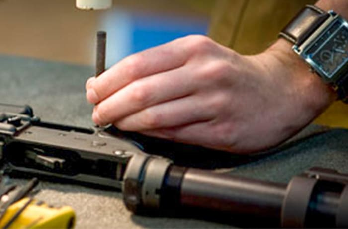 Firearm cleaning, zeroing, imports and storage - 0