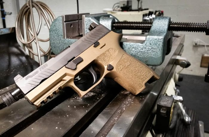 Firearm cleaning, zeroing, imports and storage - 1