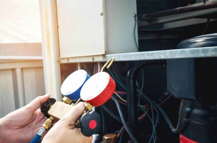 Installation and maintenance of air conditioners - 2