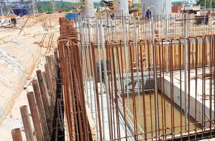 Civil engineering and rehabilitation works - 3