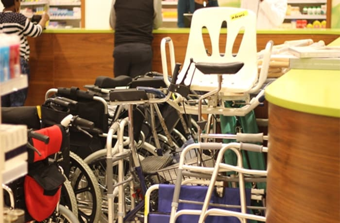 Mobility equipment - 3