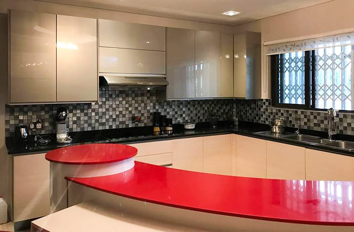 Kitchens, bathrooms and bedrooms - 2