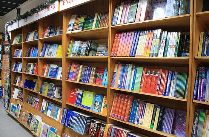 Books and magazines - 0