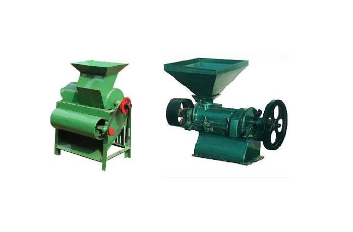 Small holder equipment - 1