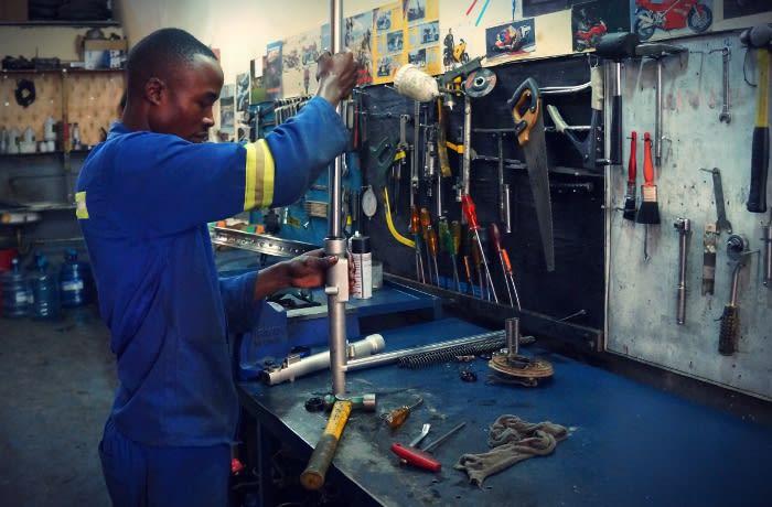 Bike service and maintenance - 1
