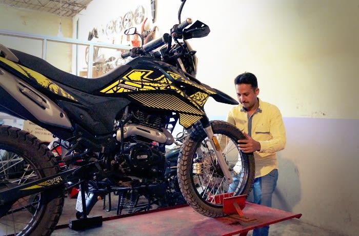 Bike service and maintenance - 3