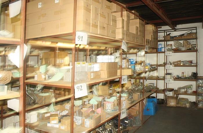 Forklift truck parts - 1