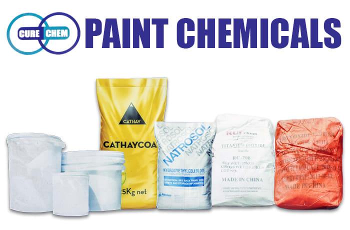 Paint chemicals - 0