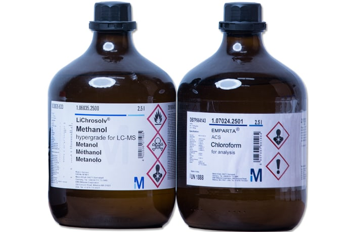 Laboratory chemicals and supplies - 1