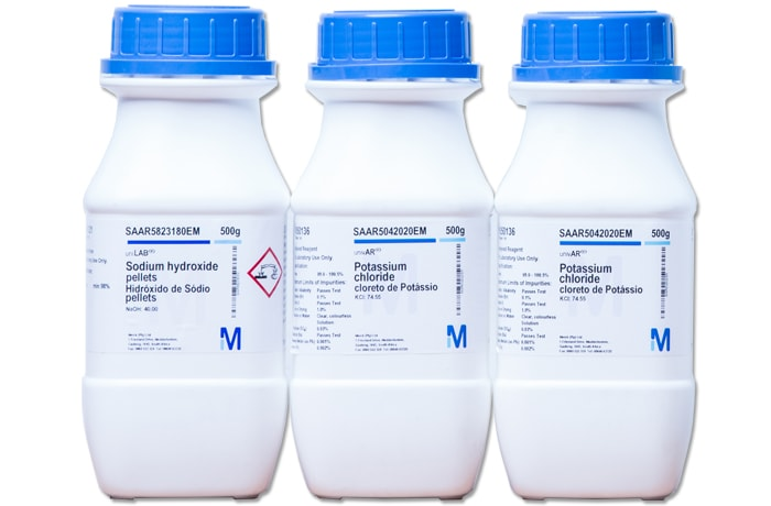 Laboratory chemicals and supplies - 2