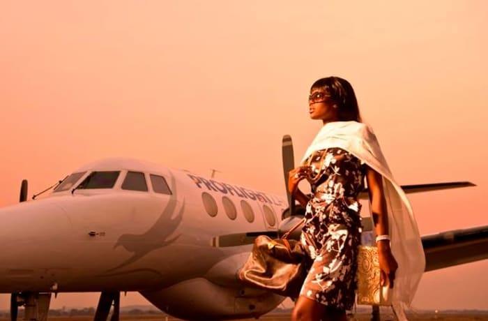 VIP air travel - 1