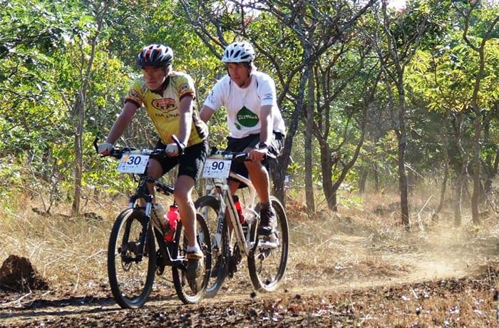 Kasanka Cycle Challenge - 1