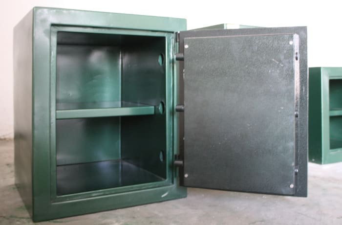 Security safes - 3