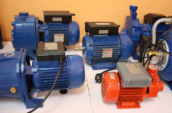 Pumps and equipment - 3