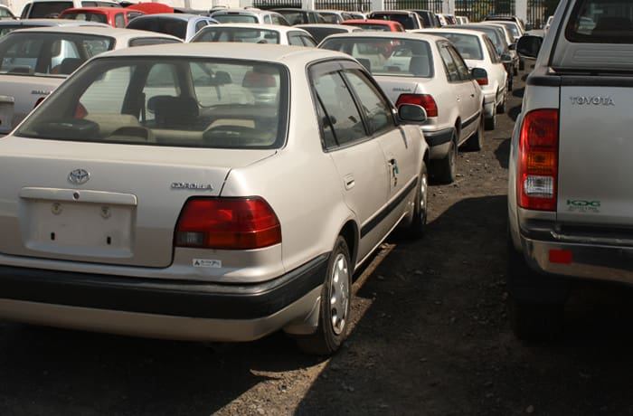 Second hand cars - 1