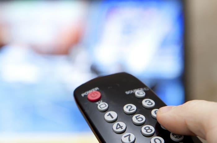 TV, music - 3