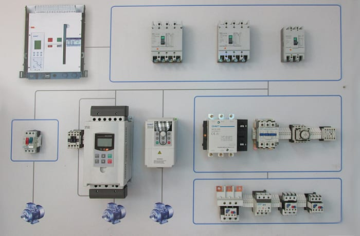 Electrical supplies - 3
