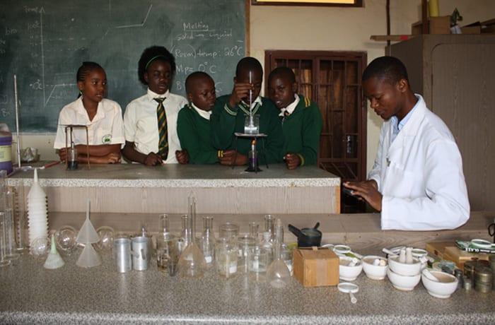 Secondary school - 1