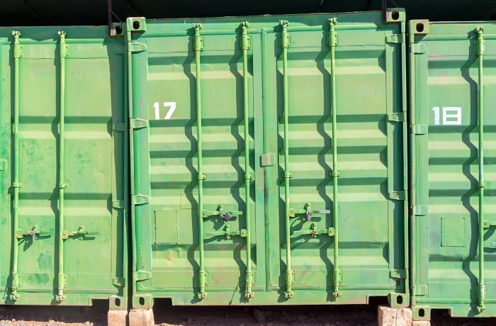 Container hire - 0