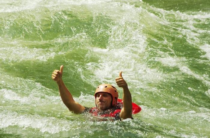 White water rafting - 2
