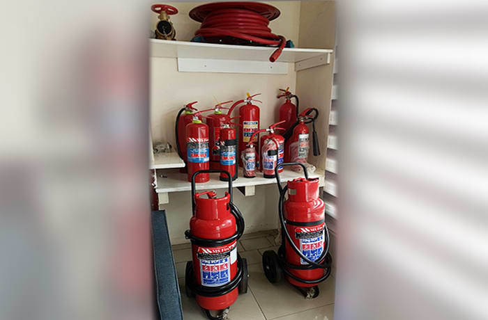 Fire safety equipment - 1