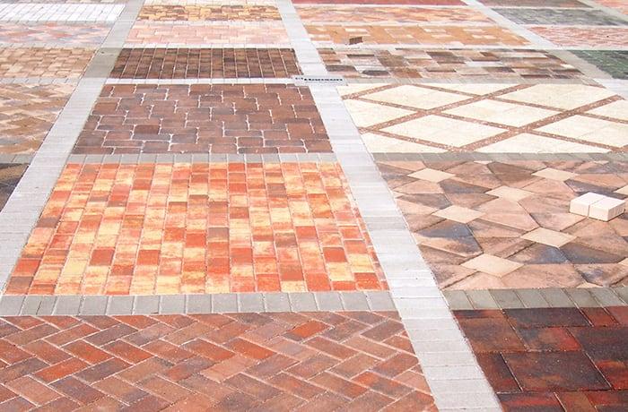 Paving bricks - 1
