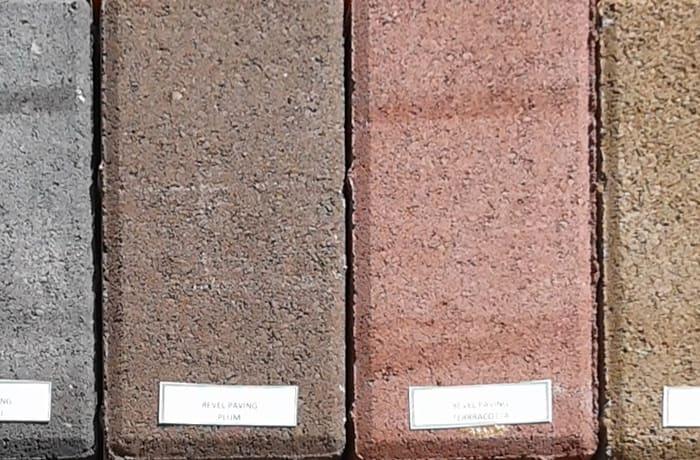 Paving bricks - 2