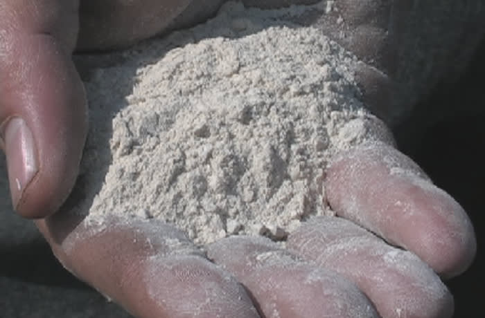 Agricultural lime - 1
